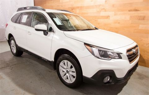 New 2018 Subaru Outback 2.5i AWD
