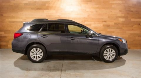 Certified Pre-Owned 2017 Subaru Outback 2.5i AWD