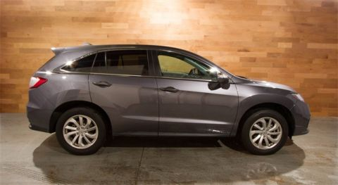 Pre-Owned 2017 Acura RDX Technology Package AWD