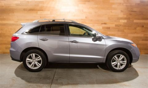 Pre-Owned 2015 Acura RDX Technology Package AWD