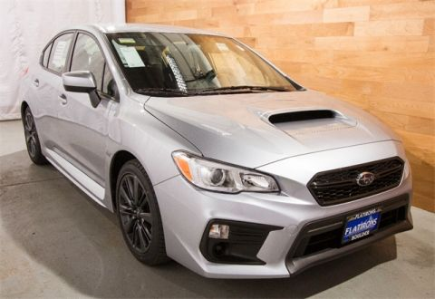New 2018 Subaru WRX Base AWD