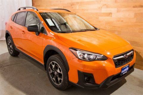 New 2018 Subaru Crosstrek 2.0i AWD