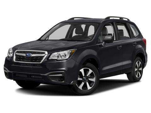 Certified Pre-Owned 2017 Subaru Forester 2.5i AWD