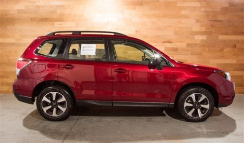 New 2018 Subaru Forester 2.5i AWD