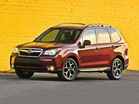 Certified Pre-Owned 2015 Subaru Forester 2.5i Limited AWD